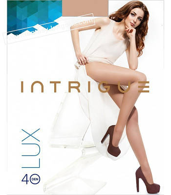 Колготы 40ден Intrigu Lux цвет черный размер 5