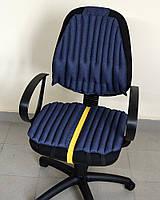 Ортопедические подушки - накидки для сидения на компютерных креслах - Классика