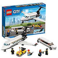 Конструктор Lego City Служба аэропорта для VIP-клиентов 60102 Airport VIP Service - Lego Speed Build