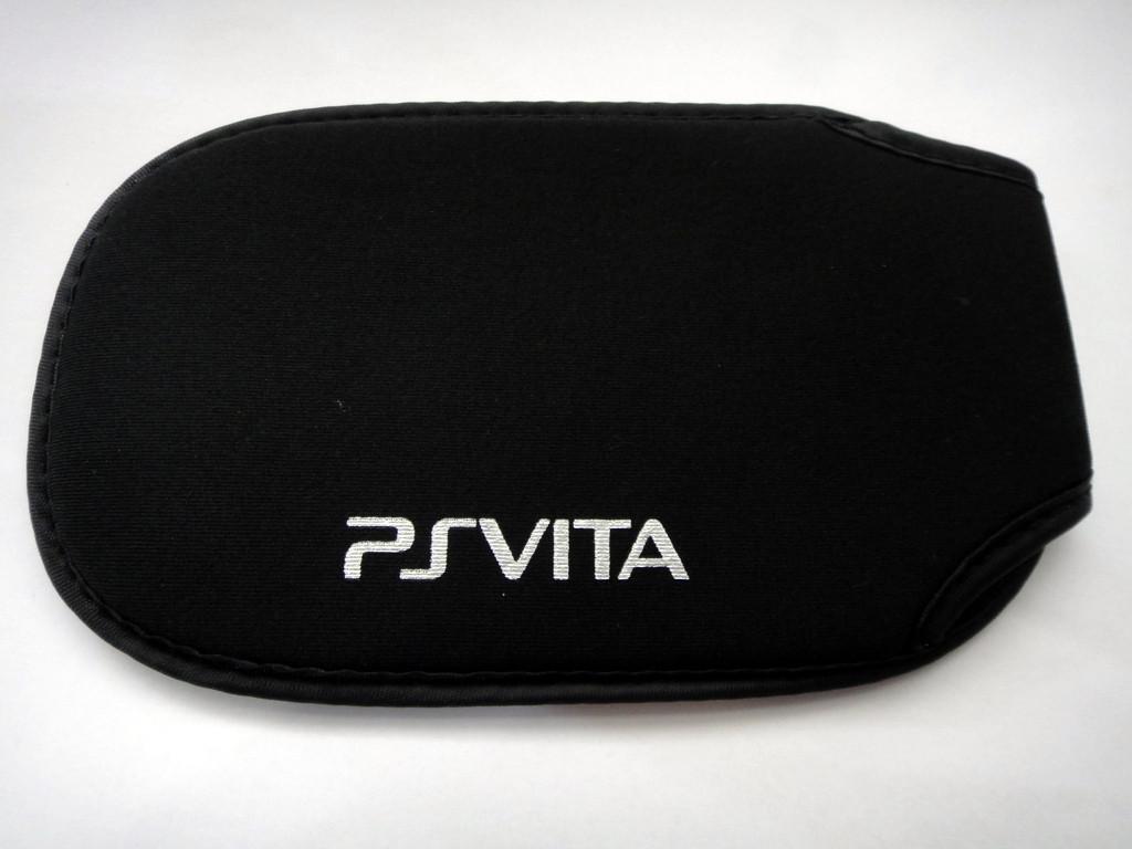 Чехол мягкий для PSP Vita