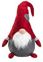 Санта Клаус Дед Мороз новогодняя игрушка под ёлку высота 90 см