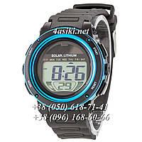 Часы  Skmei 1096 Black-Blue