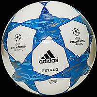 Мяч футбольный Лиги Чемпионов с голубыми звездами