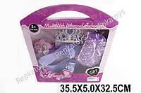 Аксессуары для девочек в коробке (ОПТОМ) 8137