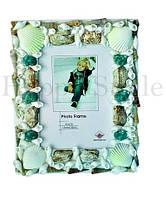Рамка для фото «Ракушки» / подарки для любимой