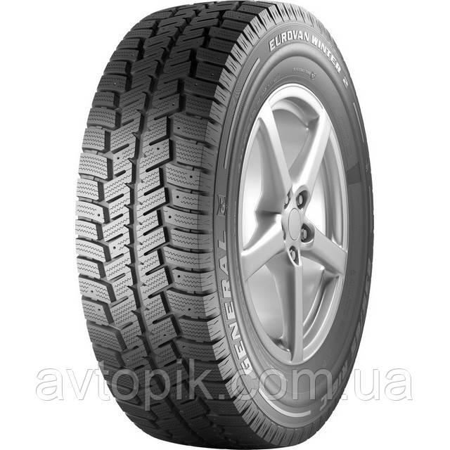 Зимові шини General Tire Eurovan Winter 2 215/75 R16C 113/111R