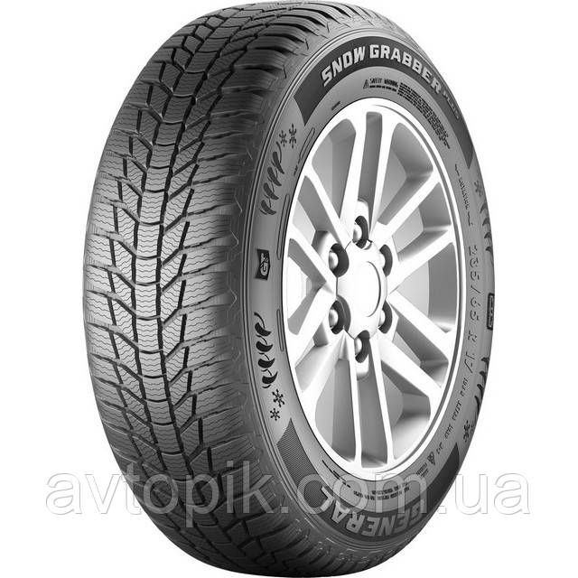 Зимние шины General Tire Snow Grabber Plus 265/60 R18 114H XL