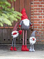 Ельф новогодняя игрушка под ёлку высота 96 см, фото 1