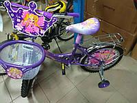 Велосипед Mustang ПРИНЦЕССА 12 колес