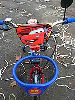 Детский велосипед Mustang Тачки 18., фото 1