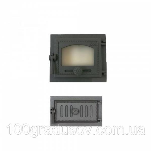 Комплект дверец для печи герметичный SVT 470-433