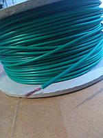 Провод монтажный ПВ3 0,75кв.мм. (CCA),длина 100м,цвет зелёный
