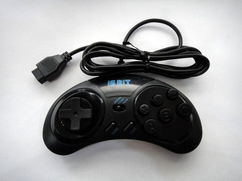 Джойстик 16 bit для Sega Hamy 4 Titan 2
