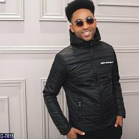 Мужская куртка зимняя BMW
