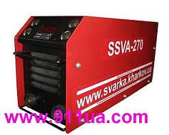 Сварочный инвертор SSVA 270, 3 фазы, 380 Вольт