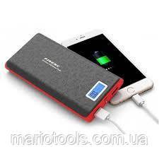 Портативное зарядное 40000 mAh Power Bank Pineng