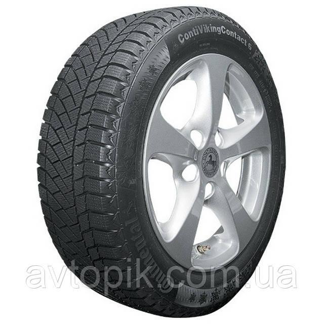 Зимние шины Continental ContiVikingContact 6 245/55 R19 103T