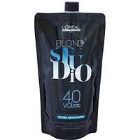 Питательный кремовый окислитель 12% L'Oreal Professionnel Blond Studio Creamy Nutri-Developer Vol.40 1000 мл
