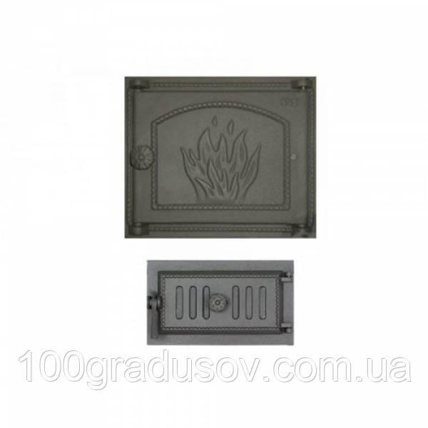 Комплект дверец для печи не герметичный SVT 450-432