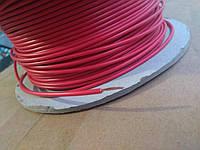 Провод монтажный ПВ-3 1х0,35кв.мм. (CCA),длина 100м,цвет красный