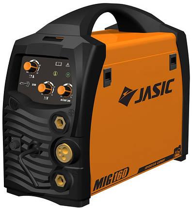 Инверторный полуавтомат JASIC MIG-160 (N219), фото 2