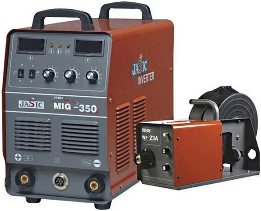Инверторный полуавтомат JASIC MIG-350 (J1601), фото 2