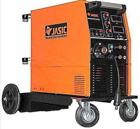 Инверторный полуавтомат JASIC MIG-250 (N290), фото 2
