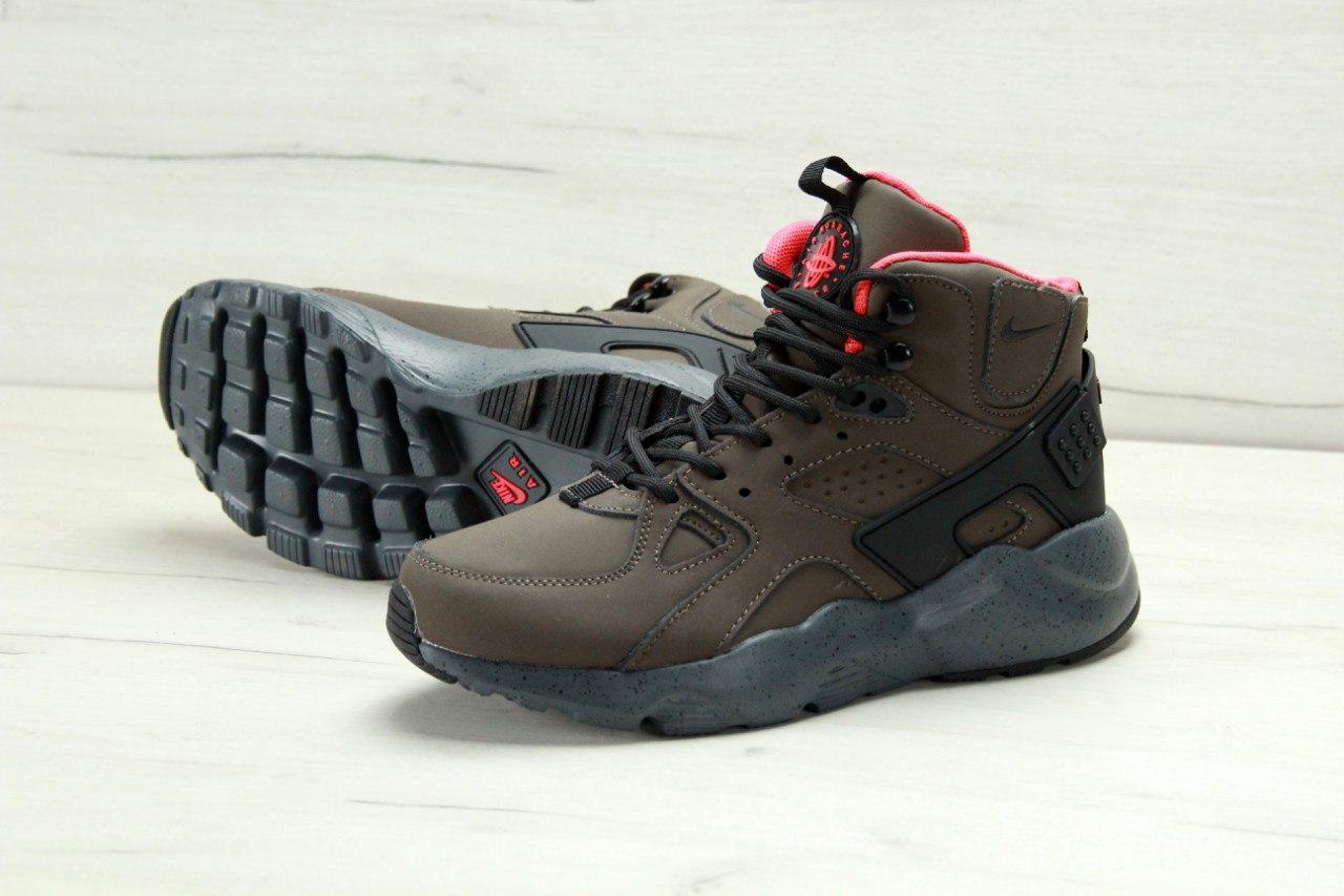 Зимние Кроссовки Nike Air Huarache High Winter