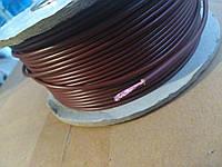 Провод монтажный ПВ3 0,5кв.мм. (CCA),длина 100м,цвет коричневый