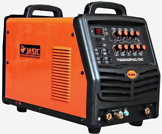 Для сварки алюминия JASIC TIG 200P AC/DC (E101) , фото 2