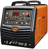 Для сварки алюминия Jasic TIG-200 P AC/DC TECH цифровой
