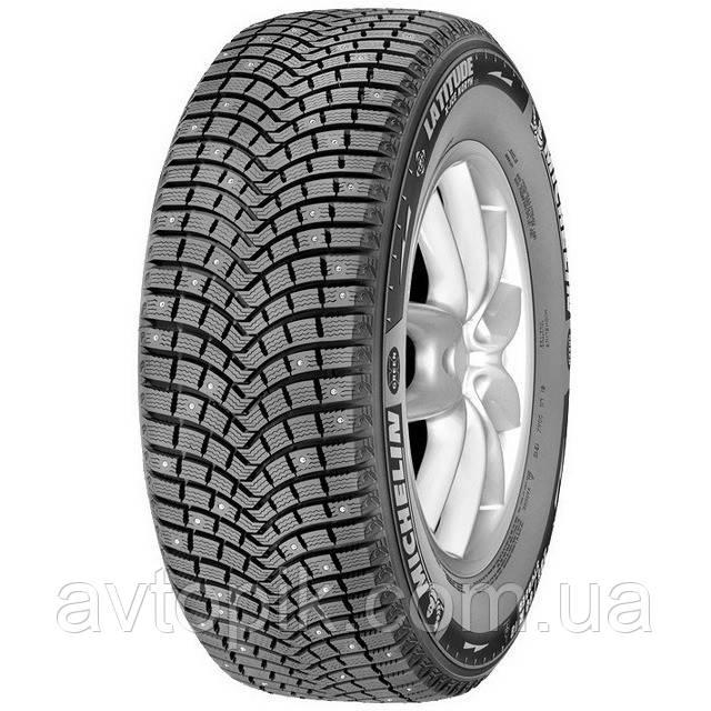 Зимові шини Michelin Latitude X-Ice North 2+ 255/50 R20 109T XL (шип)