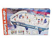 Игра ''Хоккей'' настольний 66,5х42х7 см, 5+