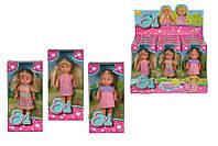 Кукла Еви в летней одежде, 3 вида, 3+