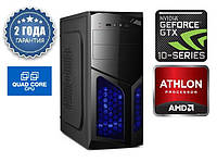 Персональный компьютер Battlefield 4ядра Athlon 845 3.8GHz / ОЗУ_8Gb / HDD_500 / GeForce GT1030_2Gb_DDR5!