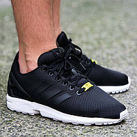 "Мужские кроссовки Adidas ZX Flux Base Pack ""Core Black"""