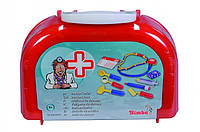 Набор врача 20 Х 13 см, 10 предметов, 3+