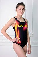 Купальник для бассейна Arena (8955) черный код 162Д