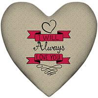 Подушка-сердце XXL (10 фото)