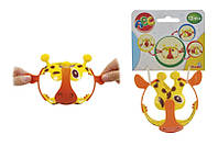 Веселая игрушка-стретч Жираф