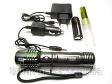 Фонарик ручной Police BL-509-T6 158000W + Авто комплект
