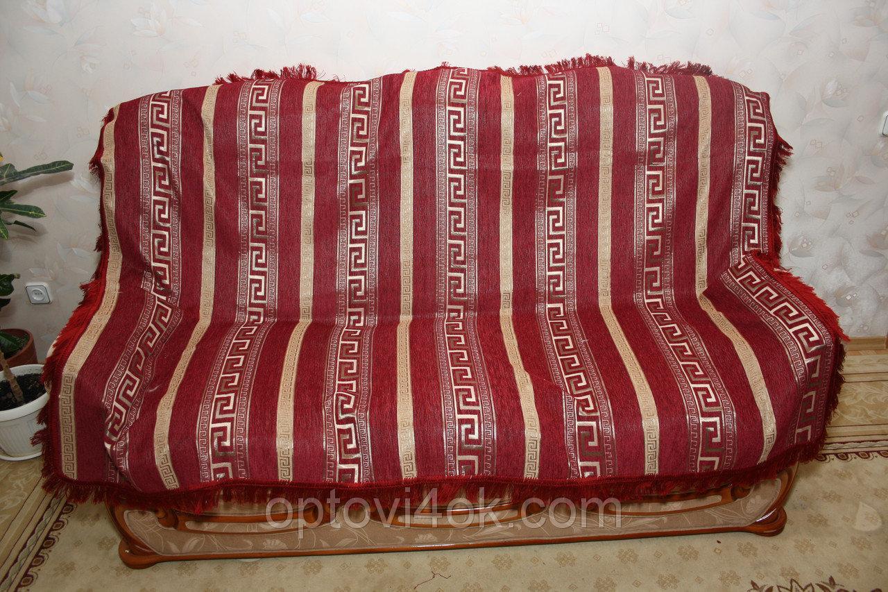 Покрывала двуспальные на диван Красный Египет