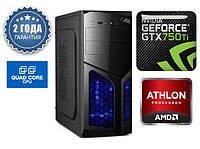 Персональный компьютер Battlefield 4ядра Athlon 845 3.8GHz / ОЗУ_8Gb / HDD_500Gb / GeForce GTX750Ti_2Gb_DDR5!