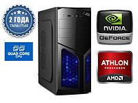 Персональный компьютер 4 ЯДРА x 3.8GHz / 8Gb_DDR3 / HDD_1000Gb / GeForce GT730 2Gb