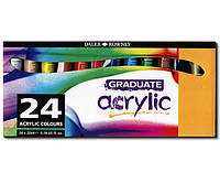 Набор акриловых красок «Graduate Acrylic Set », 24*22мл