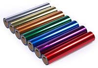 Фольга для печати на текстиле серебро