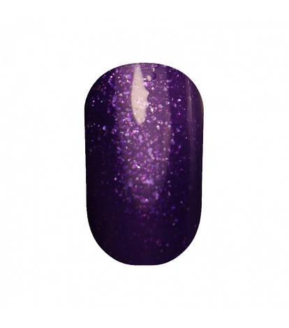 Гель лак Tertio 176 Насыщенный фиолетовый с шиммером  10 мл