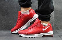 Мужские кроссовки Nike air max, красные, фото 3