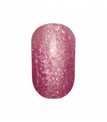 Гель лак Tertio 180 Полупрозрачный розовый с шиммером  10 мл