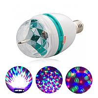 Обертова різнобарвна лампа RHD 15 (LED Full Color Rotating Lamp), фото 1
